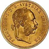 1915 Gold Austrian 1 Ducat 20412