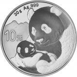 2019 30g Silver Coin Panda Bullion 25434