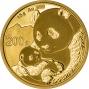 2019 15g Gold Panda Coin Bullion 25582