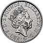 2016 1 oz Silver Coin Britannia Bullion 22162