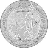 2015 1 oz Silver Coin Britannia Bullion 24606