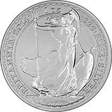 2014 1 oz Silver Coin Britannia Bullion 20790