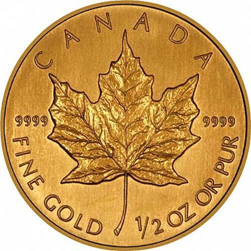 0.5 oz Best Value Gold Coin Bullion Secondary Market 23346