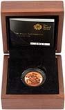 2013 Gold Full Sovereign Elizabeth II Proof Presentation Box