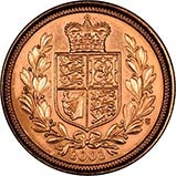 2002 Gold Half Sovereign Elizabeth II Bullion Reverse