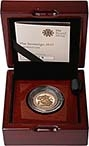 2017 Gold Sovereign Proof 21504