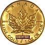 1 oz Gold Coin Maple Bullion Best Value Secondary Market 21328
