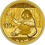 2017 8g Gold Coin Panda Bullion 24537