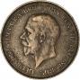 Obverse of George V Ordinary Circulation Pre-Decimal Penny