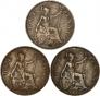 Reverse of George V Ordinary Circulation Pre-Decimal Penny